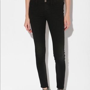 Urban Outfitters Silence + Noise Twig Black Jeans